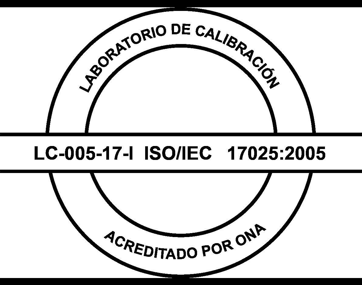 Acreditación ONA Calidad - Básculas y Balanzas Azocar